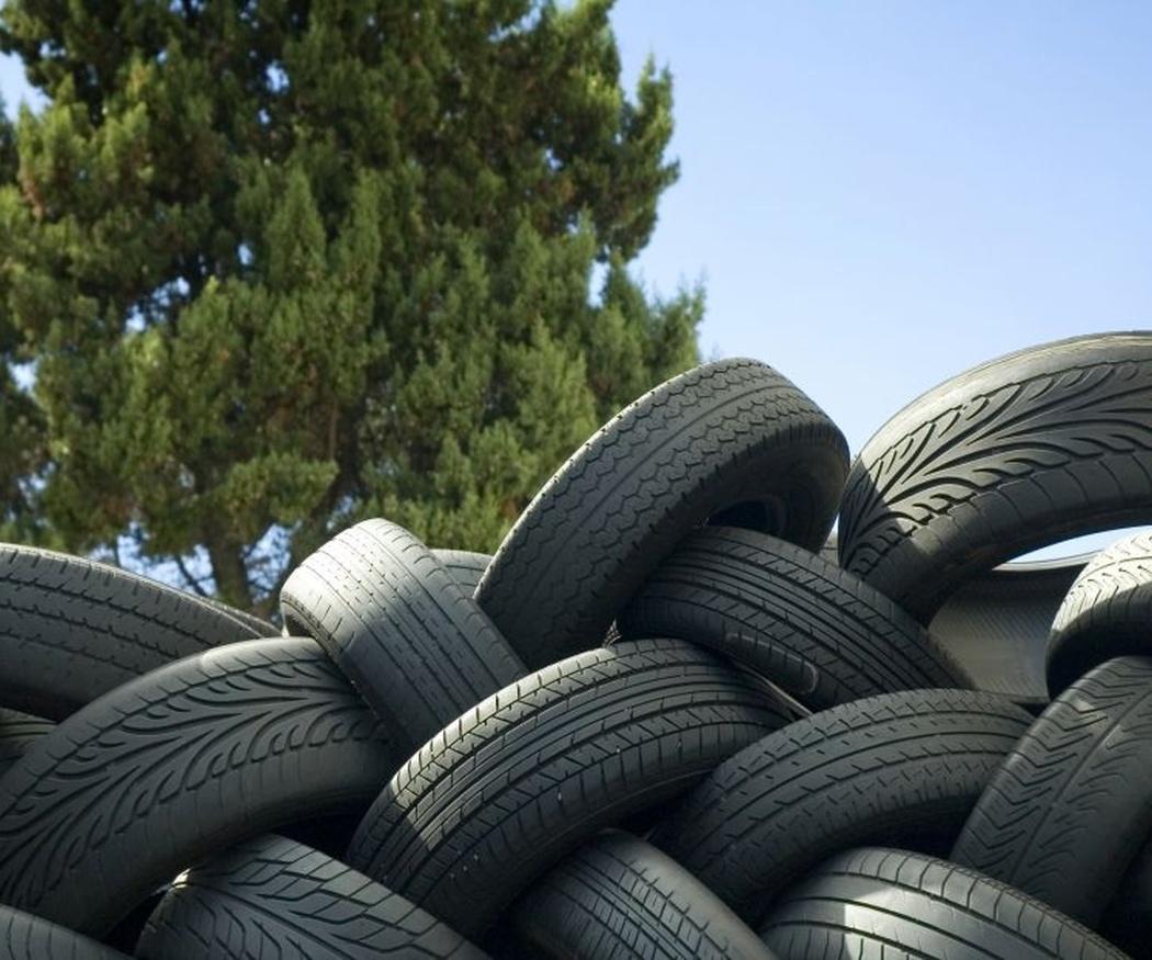 El caucho y los neumáticos