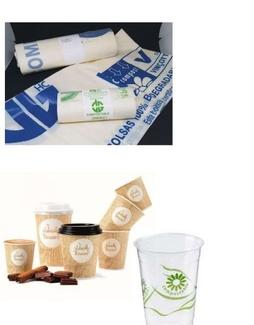 Envases para llevar biodegradables