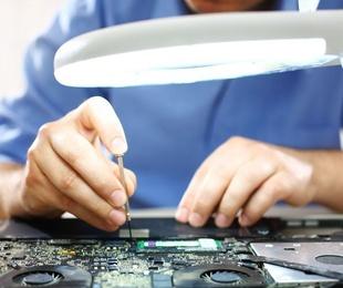 Descuentos en componentes informáticos
