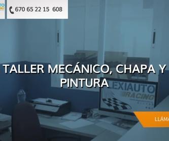 Taller mecánico en Casarrubios del Monte   Flexiauto Racing