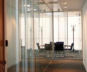 Cerramientos de cristal para oficinas