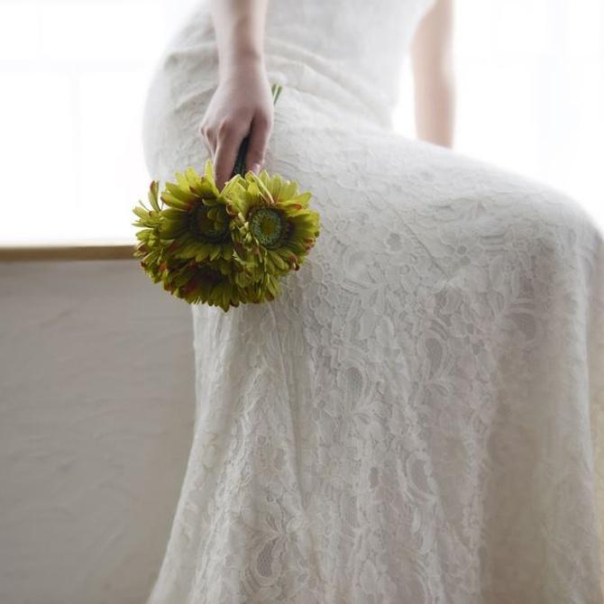 Ramos otoñales para novias