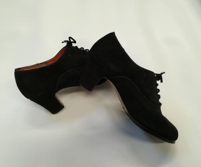 Zapato piel ante Modelo 971: Productos de Calzados Malaca