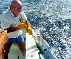 Pesca de altura en Las Palmas