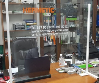 Ventanas de PVC: Productos de Hermetic-System