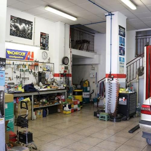 Mecánica del automóvil en Castellón de la Plana