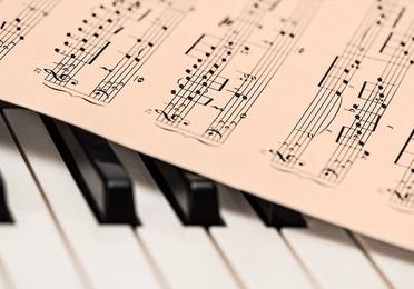 Libros y partituras