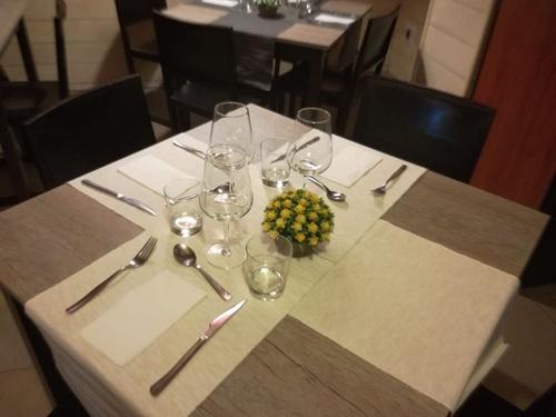 Restaurante con menú del día en León