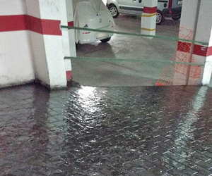 Pavimento para garaje