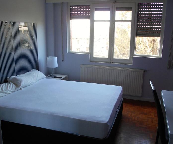 Hotel Villadiego: Venta y alquiler de inmuebles de Inmobiliaria Renedo