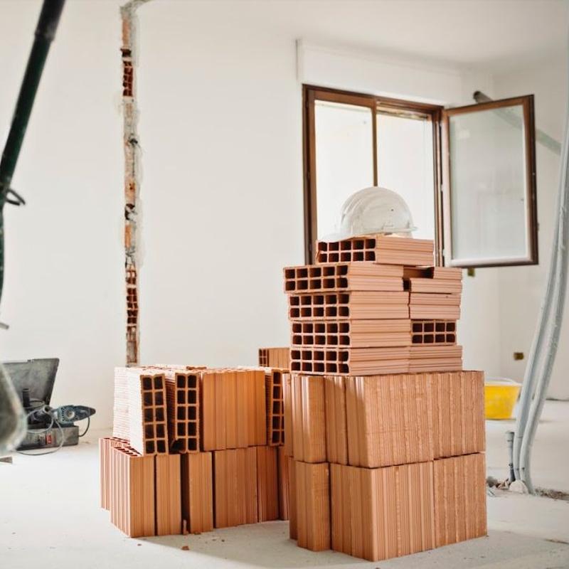 Material de construcción: Servicios de Construcciones Boqueixón, S.L.