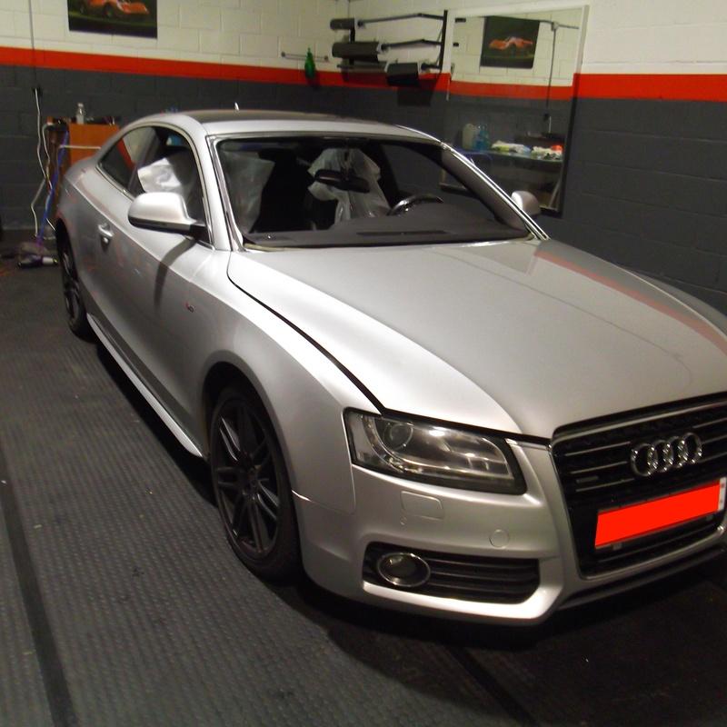 Audi A6 Coupé