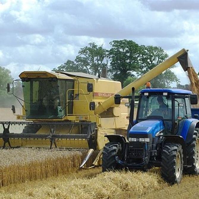 Cómo reducir los accidentes en el uso de maquinaria agrícola