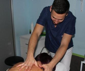 Reflexología podal: Servicios de Centro Vital - Raúl Pulido Delgado