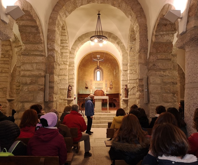 Visita al Convento Monasterio de San Julian y San Antonio