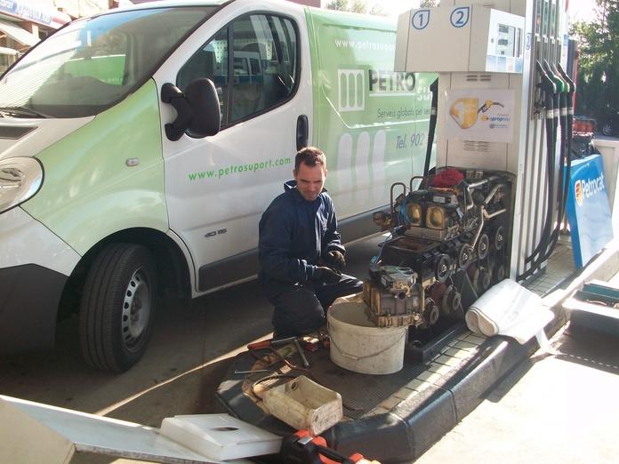 Mantenimiento y reparaciones: Nuestros servicios de PetroSuport
