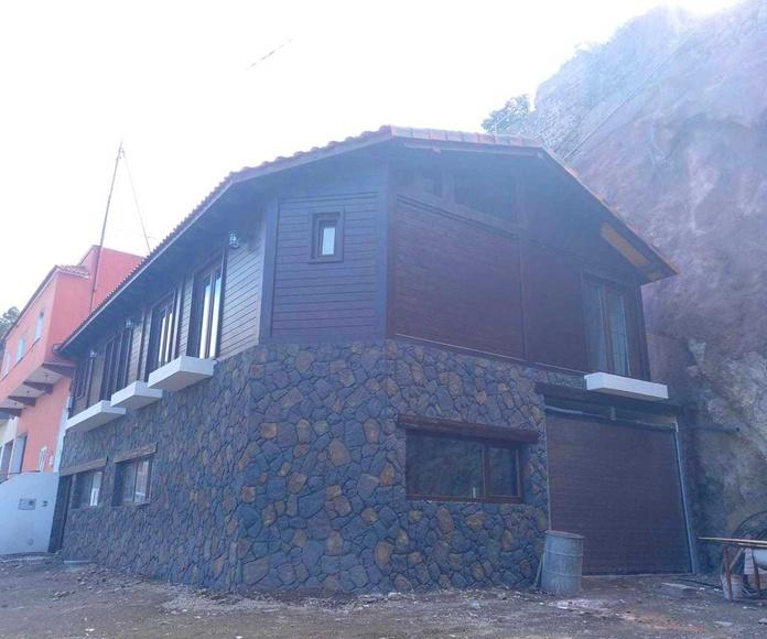 Casa de Madera La Guancha