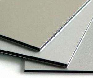 Panel de aluminio