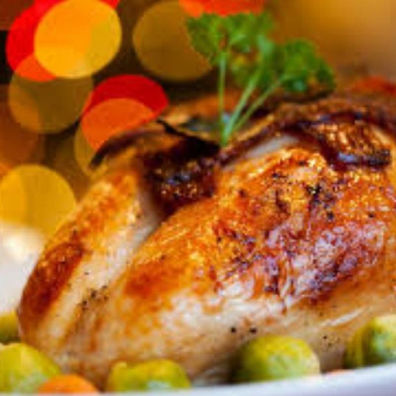 Pollos asados: Carta de Mesón La Parada