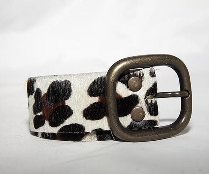 Cinturones: Productos de piel de Pieles Domingo