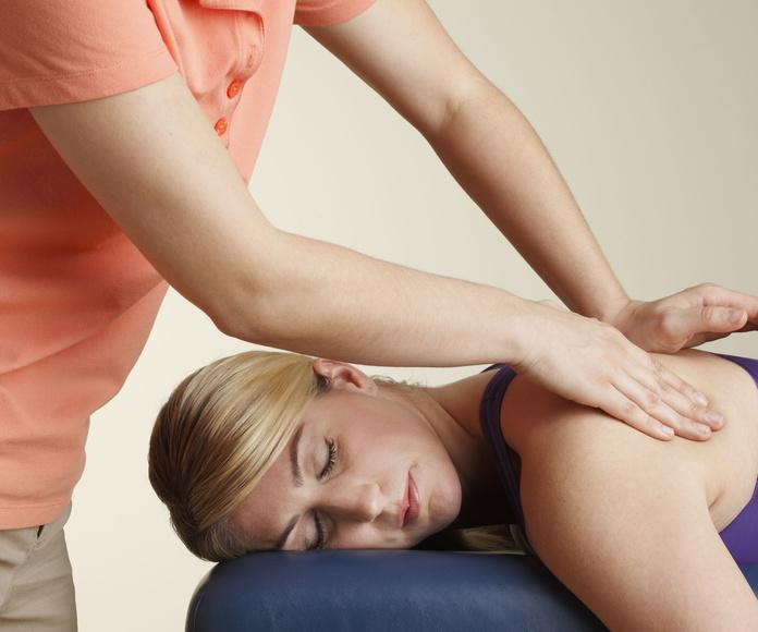 Fisioterapia a domicilio: Centro de fisioterapia  de Corefisio