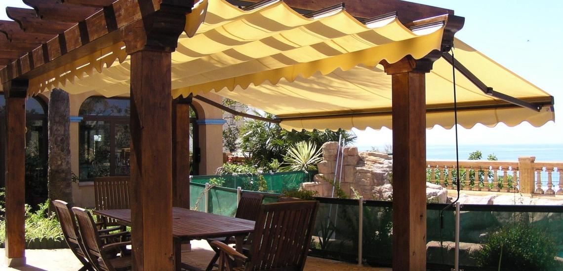 Toldos vela y sistemas de protección frente al sol en Alicante