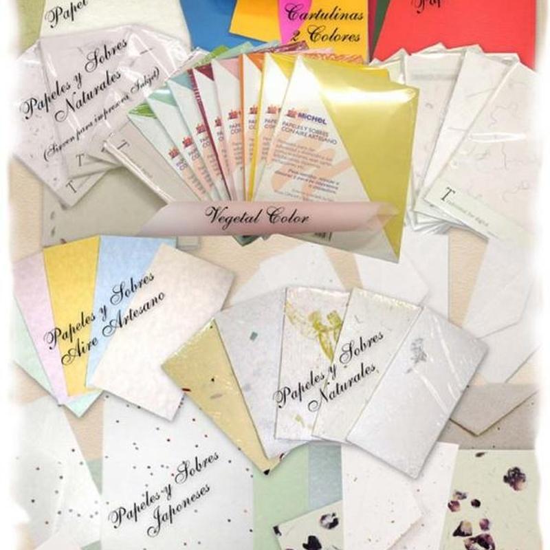 Invitaciones: Catálogo de Copistería Copivan