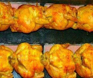 Pollo a domicilio