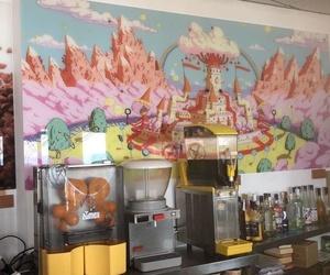 Murales de cristal con impresión digital