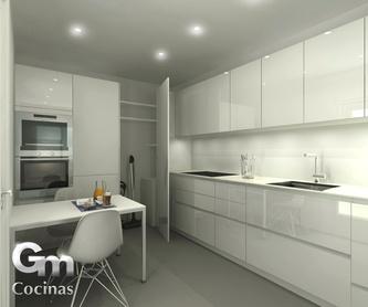 Mobiliario de cocina: Cocinas y Armarios de Cocinas y +