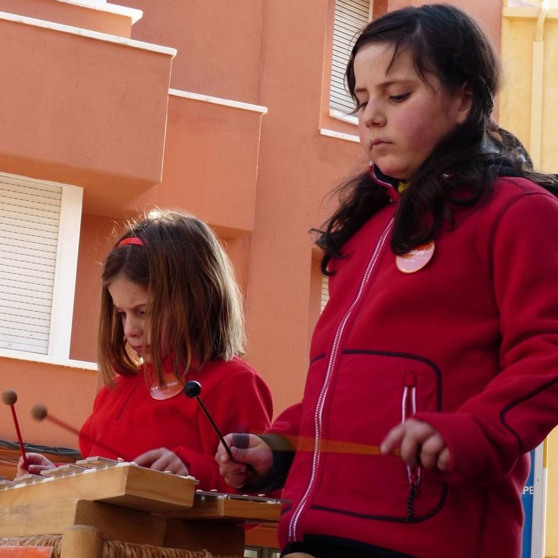 "Participació al Festival de Música de Cardedeu ""Ressona"" Març 2016 : Escuela de música i Expresión  de Can Canturri"