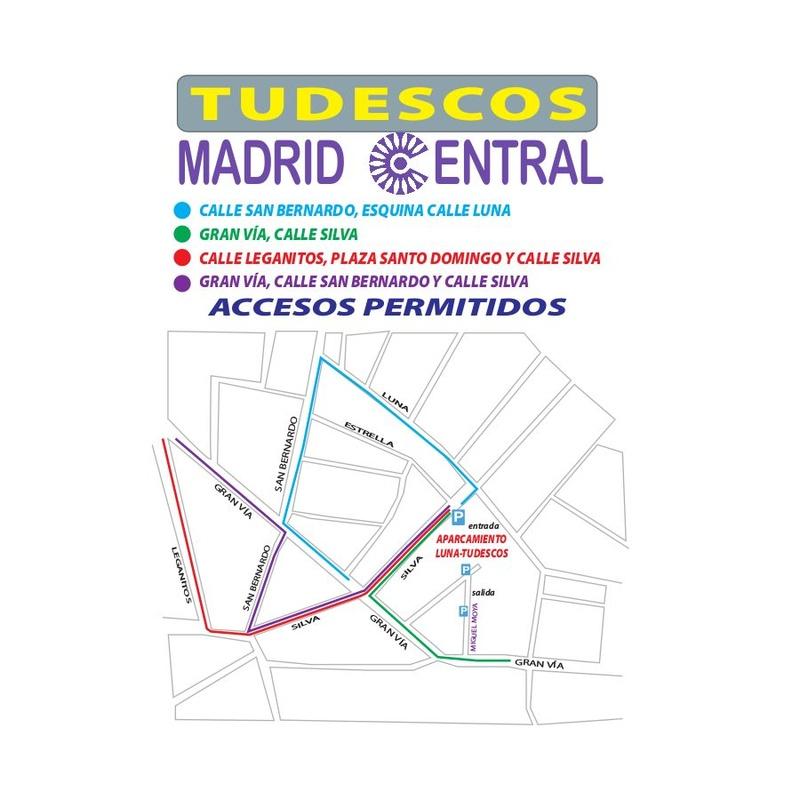 Parking: Servicios de Parking Público Tudescos - Luna