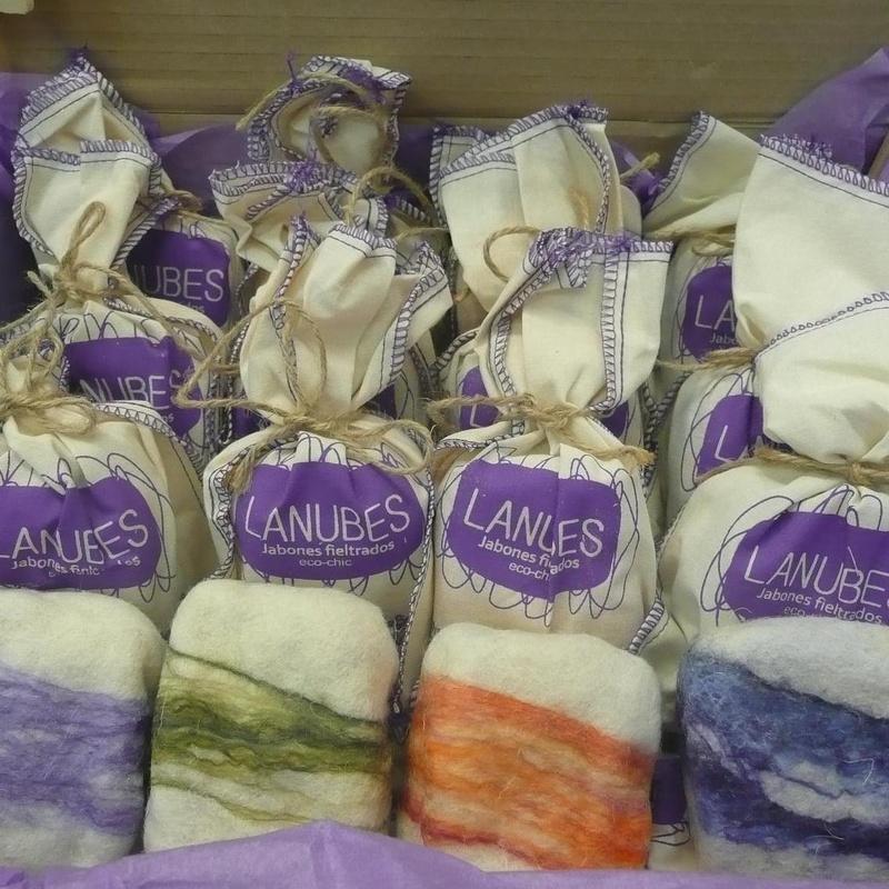 JABONES LANUBES: Productos de Herboristería Natural
