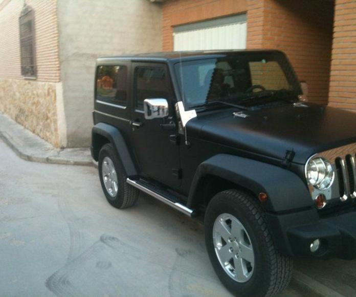 Car  Wrapping: Servicios de Auto Hifi NBG