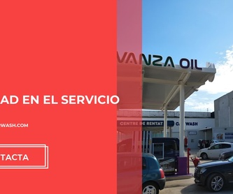 Lavadero de coches en La Jonquera | Grup Ricocarwash