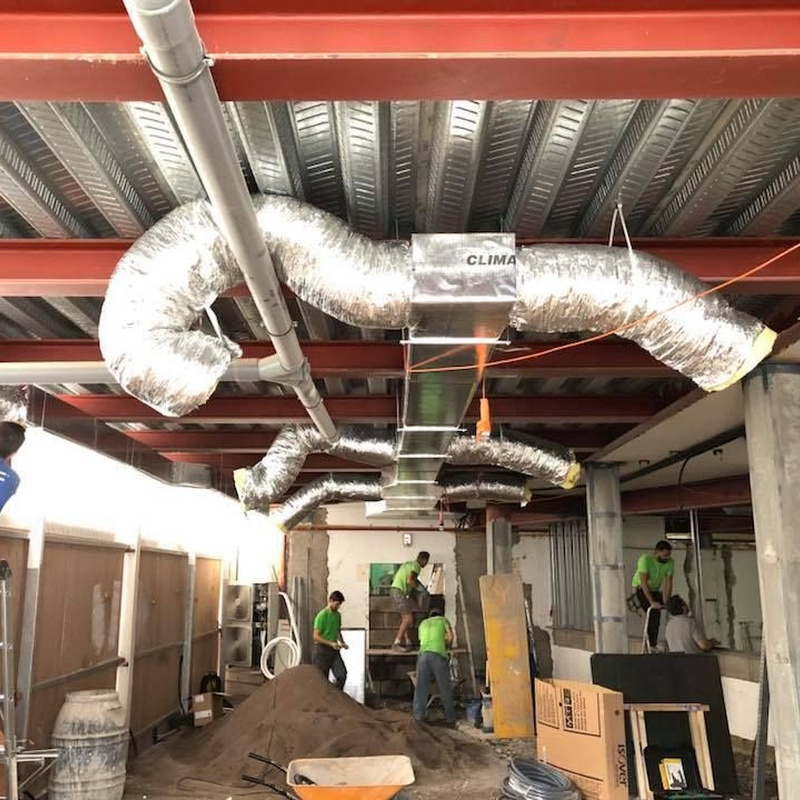 Instalación y reformas de sistemas de climatización: Servicios de Climac