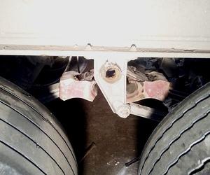 Reparar ballestas de camión en Castellón