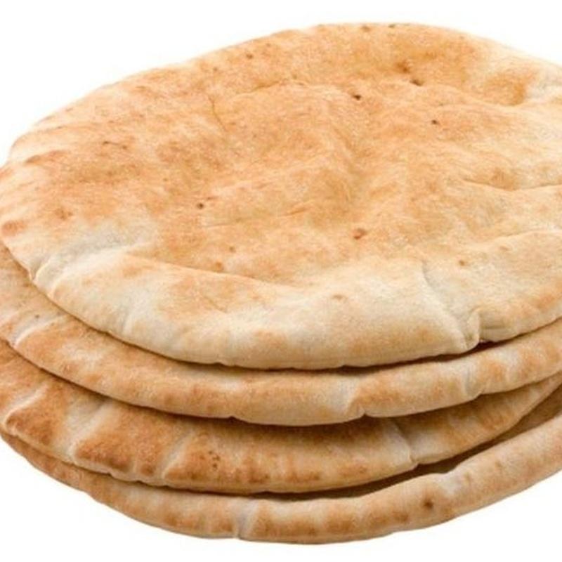 Pan Pita: Catálogo de Productos ISK de Isomarket Iberian SL