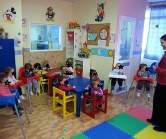 Campamentos urbanos y dias sin cole: Servicios de Escuela Infantil Pequeñajos
