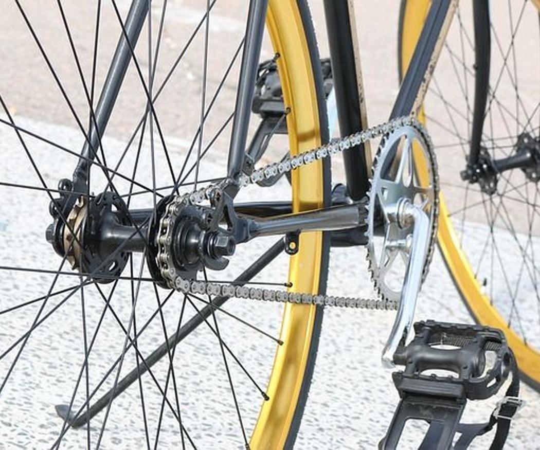 Bicicletas originales con vinilos adhesivos