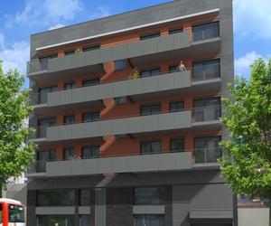 Sant Montjuïc - Gran Vía Edificio Abanto - LA LLAVE DE ORO