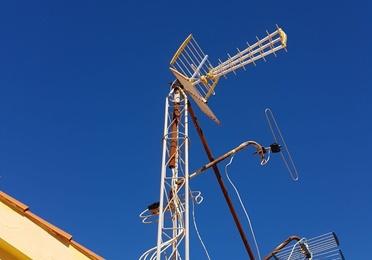 Antenas e instalación T.V.