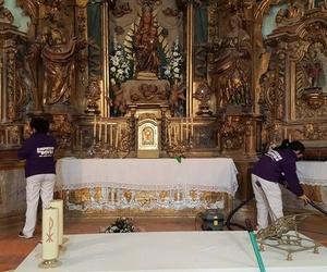 Empresa de limpieza especialista en edificios religiosos en Zaragoza
