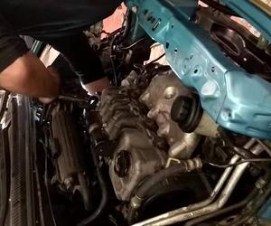 Montando un motor