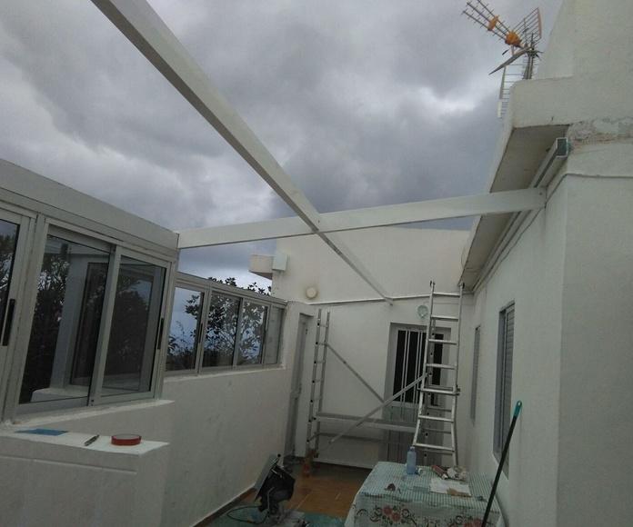 Rehabilitacion de techos