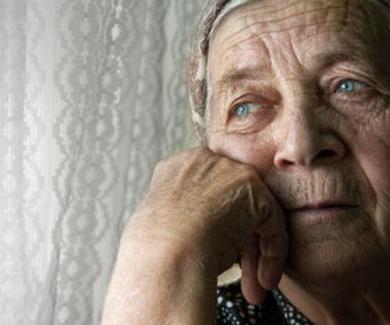 La depresión en las personas mayores