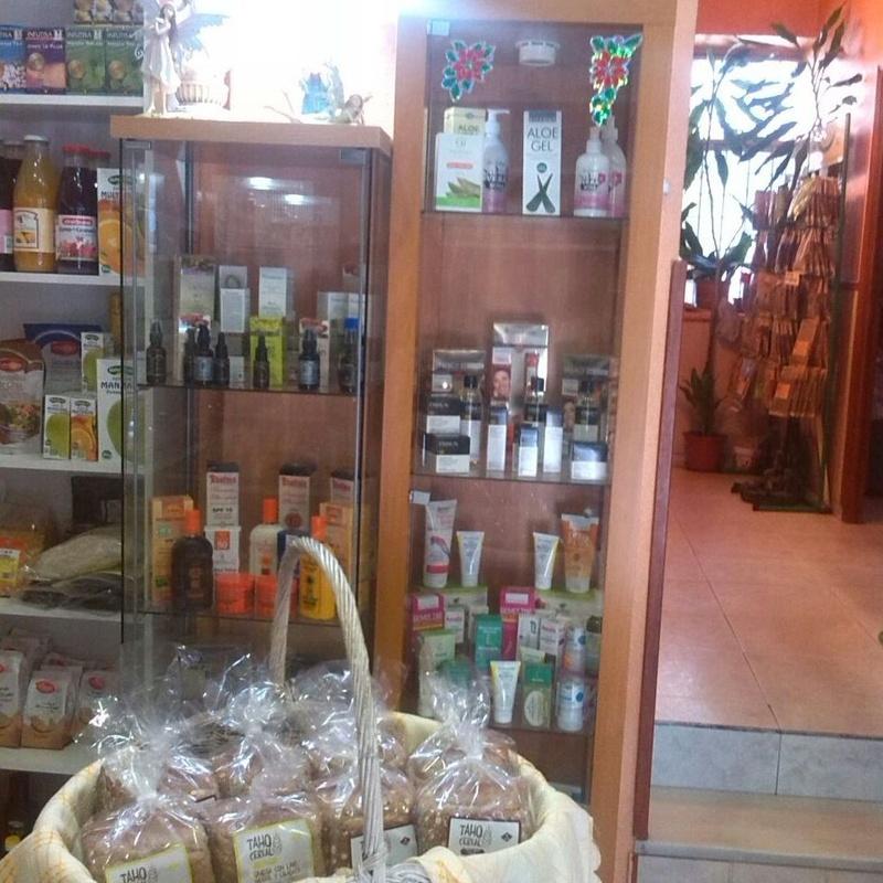 Productos sin gluten: Productos de Herbolario Zinnia
