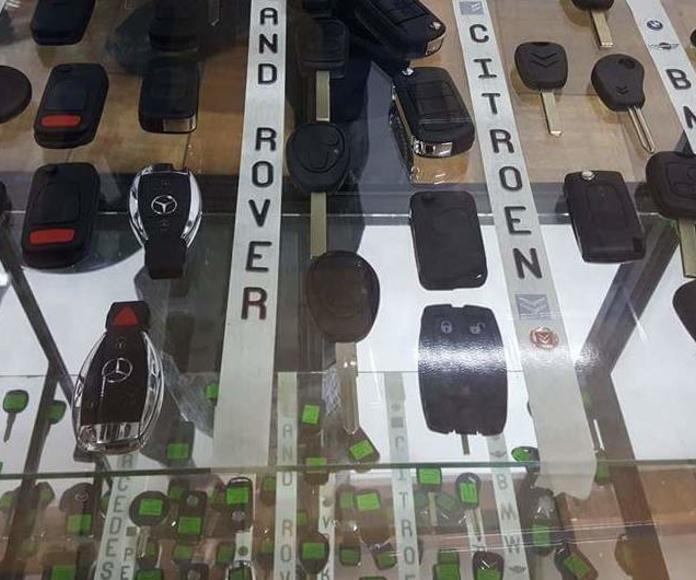 Pérdida total de llaves de coche : Nuestros servicios de  Cerrajeros económicos en toda la provincia de Alicante