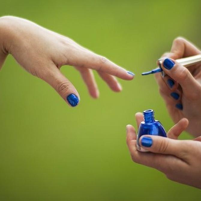 La historia de la manicura