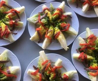 Sopas: Carta de Restaurante Tomate Algo